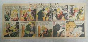 Miss Cairo Jones Sunday by Bob Oksner from 1/6/1946 Size: 7.5 x15 inches GGA