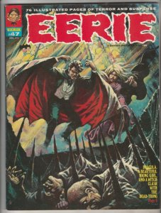 Eerie Magazine #47 (Mar-73) NM- High-Grade