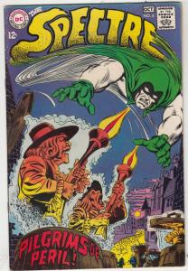 Spectre, The #6 (Oct-68) VF+ High-Grade Spectre