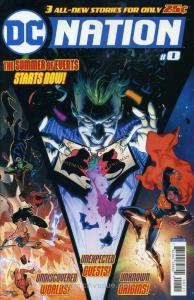 DC Nation #0 VF/NM; DC | save on shipping - details inside