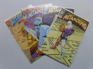 Metamorpho (1993 2nd Series) #1-4 Set - 8.5 VF+ - 1993