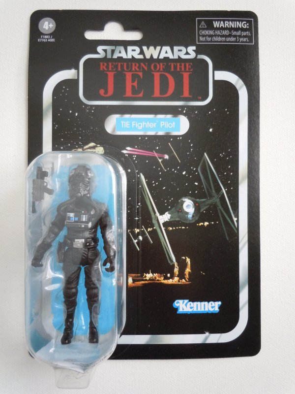 Star Wars The Vintage Collection Tie Fighter Pilot 3.75-inch Figure