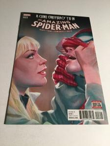 Amazing Spider-Man 23 Clone Conspiracy Nm Near Mint Marvel Comics