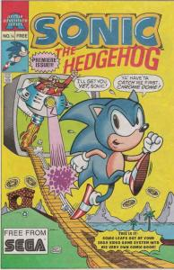 Sonic the Hedgehog #0.25 FN; Archie | save on shipping - details inside