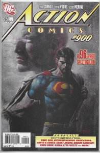 Action Comics   vol. 1   #900 FN/VF Lex Luthor (Black Ring 11/Reign of Doomsday)