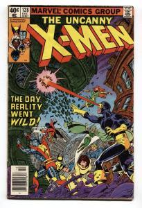UNCANNY X-MEN #128 comic book 1979-MARVEL COMICS-Storm