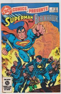 DC Comics Presents #69