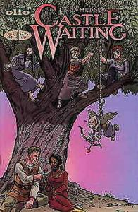 Castle Waiting #12 VF/NM; Olio   save on shipping - details inside