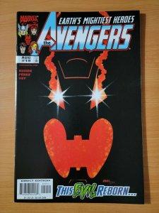 The Avengers Vol. 3 #19 ~ NEAR MINT NM ~ (1999, Marvel Comics)