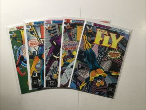 Fly 1-17 1 2 3 4 5 6 7 8 9 10 Annual 1 Lot Run Set Near Mint Nm Impact Comics