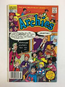NEW ARCHIES (1987-1990)5 VF-NM May 1988 COMICS BOOK