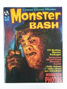 Monster Bash Magazine #15 Creepy Classic Movies 2012 Monster Photos Julie Adams