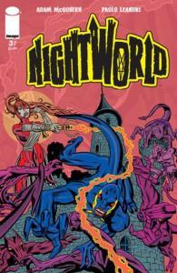Nightworld #3, NM + (Stock photo)