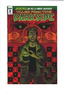 Tales From the Darkside #2 NM- 9.2 IDW Comics Joe Hill & Gabriel Rodriguez