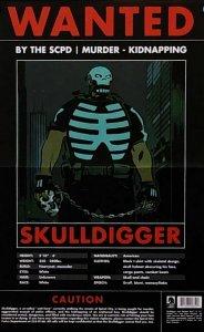 Skulldigger & Skeleton Boy Double Sided Folded Poster (17 x 11) New! [FP30]