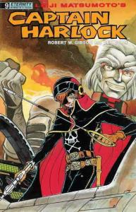 Captain Harlock #9 FN; Eternity | save on shipping - details inside