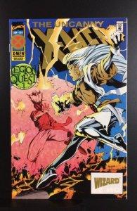 The Uncanny X-Men #320 (1995) Wizard Magazine Variant