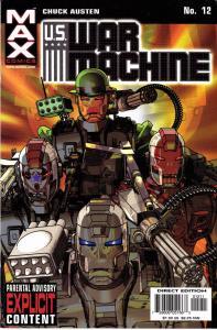 US War Machine #12