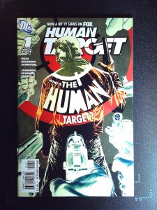 Human Target #1 (2010)