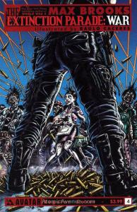 Extinction Parade War, The #4 VF/NM; Avatar   save on shipping - details inside