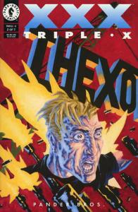 Triple•X #2 VF/NM; Dark Horse   save on shipping - details inside
