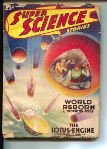 Super Science Stories-Pulp-3/1940-Ross Rocklynne-Thornton Ayre