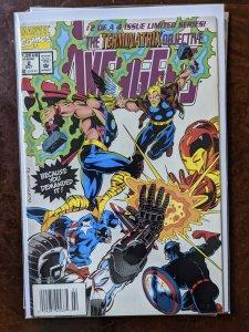 Avengers: The Terminatrix Objective #2 (1993)
