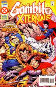 Gambit and the X-Ternals #2, NM- (Stock photo)