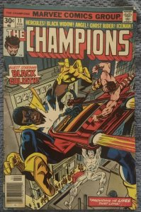 The Champions #11 (1977) FN