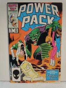 Power Pack #23