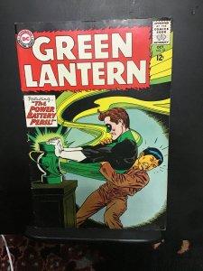 Green Lantern #32 (1964)  High-grade Power Battery Peril! VF/NM Pie Face cover!