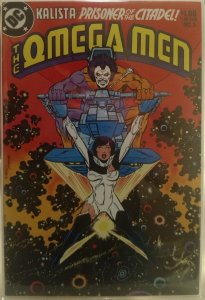 The Omega Men #3 NM KEY Issue 1ST APPEARANCE OF LOBO