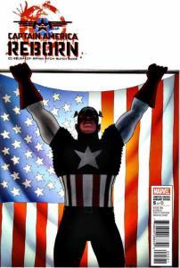 Reborn (Marvel) #5A VF/NM; Marvel | save on shipping - details inside