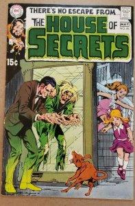 House of Secrets #85 FN/VF 7.0 DC Bronze Age Horror 1970 Higher Grade!!!