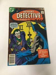 Detective Comics 475 Fn+ Fine+ 6.5 First Joker Fish DC Comics