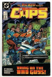 Cops #2 (DC, 1988) VG