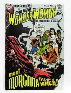 Wonder Woman (1942 series) #186, Fine+ (Actual scan)