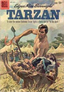 Tarzan (1948 series) #120, Fine- (Stock photo)