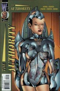 Authority (1999 series) #23, NM (Stock photo)