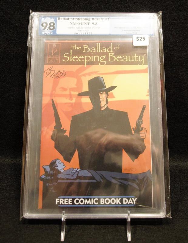 Ballad of Sleeping Beauty #1