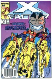 X-Factor #19-4 Horsemen of Apocalypse- HOT BOOK NM-