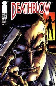Deathblow (1993 series) #13, NM (Stock photo)