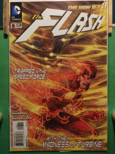 The Flash #8 The New 52