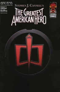 Greatest American Hero, The #1A VF; Arcana | save on shipping - details inside