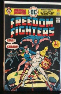 Freedom Fighters #1 (1976)