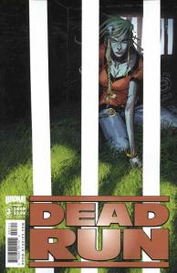 Dead Run #3A VF/NM; Boom! | save on shipping - details inside