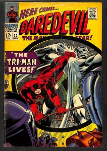 Daredevil #22 VG- 3.5 Marvel Comics