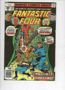 FANTASTIC FOUR #187, FN, Klaw, Perez, 1961 1977, Marvel, more FF in store