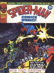 SPIDER-MAN WEEKLY  (#229-230) (UK MAG) (1973 Series) #102 Fine