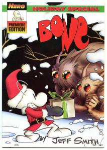 BONE Holiday Special, VF+, Jeff Smith, 1993, Premiere Edition